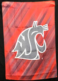 Collegiate WSU Double-sided Flag