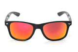 WSU Black Wayfarer Sunglasses