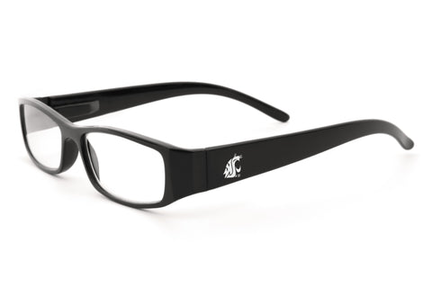 Black WSU Reader Glasses