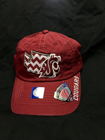 Washington State Chevron State Hat