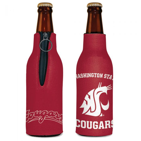 WASHINGTON STATE COUGARS BOTTLE COOLER