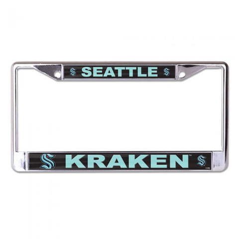 SEATTLE KRAKEN LICENSE PLATE FRAME