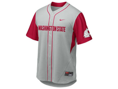 WSU Cougars Youth Baseball Jersey