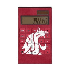 Washington State Cougars Desktop Calculator