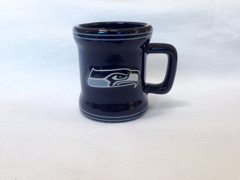 Seattle Seahawks Mug Shot Glass