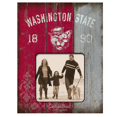 Washington State Memories Picture Frame