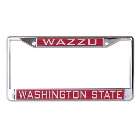 WAZZU Washington State License Plate Frame