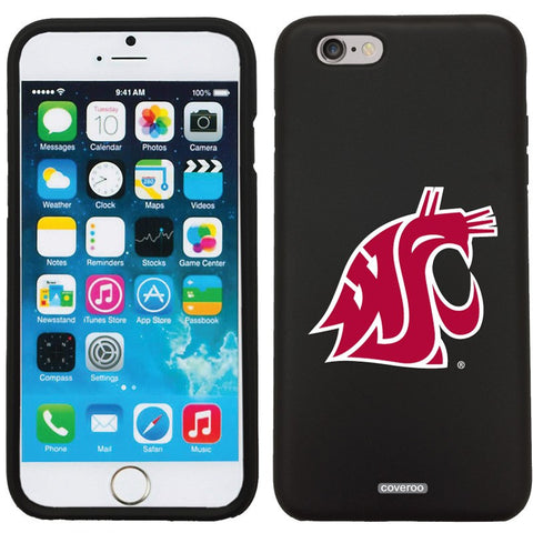 iPhone 6 Crimson Cougar Logo Guardian Case