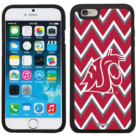 iPhone 6 Chevron WSU Cougars Guardian Case