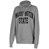 Grey Unisex Washington State 1/4 Zip-Up
