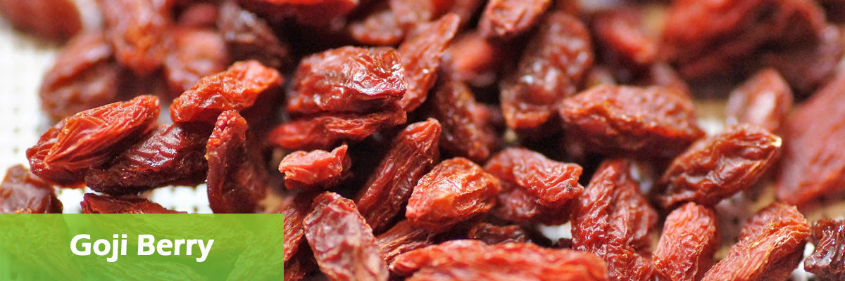 superfood goji berry