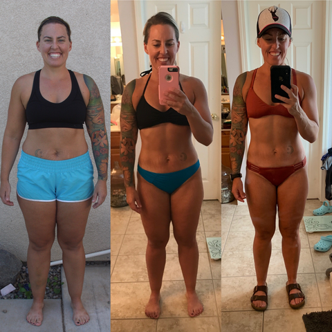 Shawna weight loss story