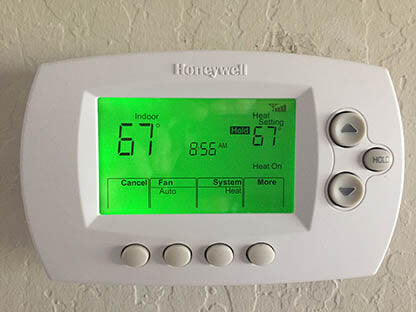 cold thermostat