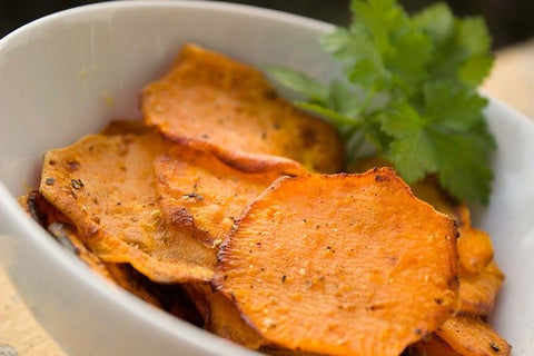 sweet potatoes for energy