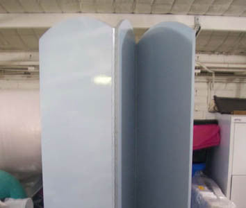 Arched Divider Screens