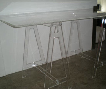 Perspex Table
