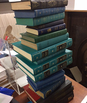 Green and Blue Books