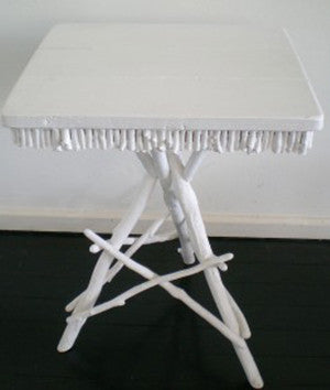 Twig Table White