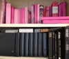 Pink and Black Books