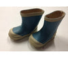 Blue and White Kid's Gumboots