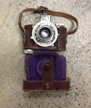 Miniature Film Camera