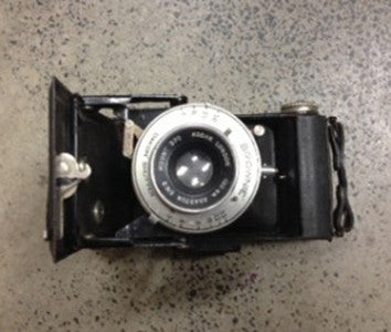 Black Bellows Camera