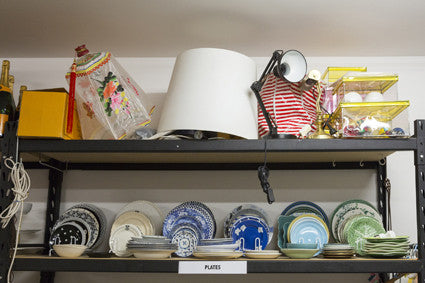 Plates and Lamp shades