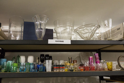 Glassware (Coloured)