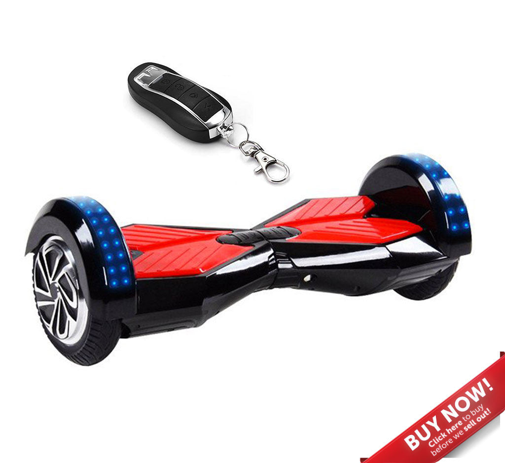 8 inch hoverboard with bluetooth