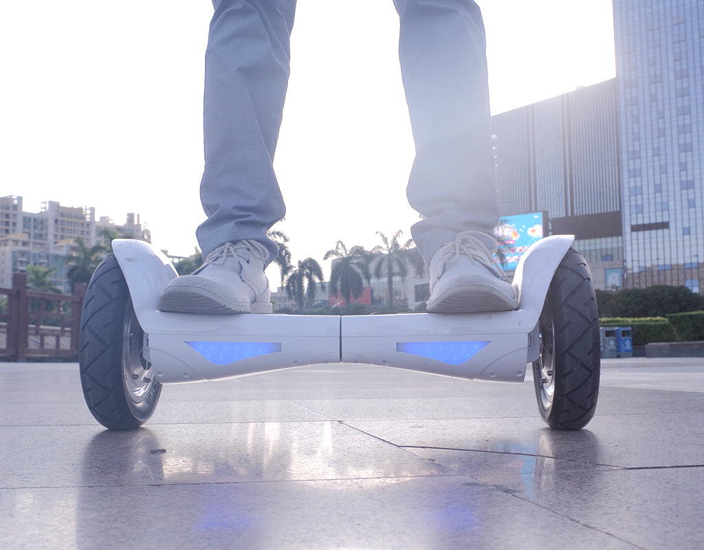 electric self balancing scooter