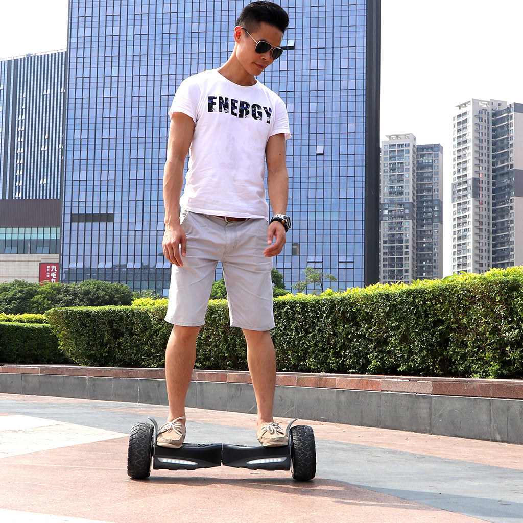 All Terrain Self Balancing Electric Scooter