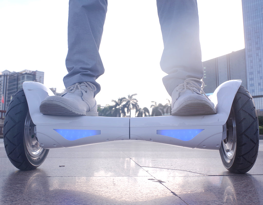 smart hoverboard 10 inches