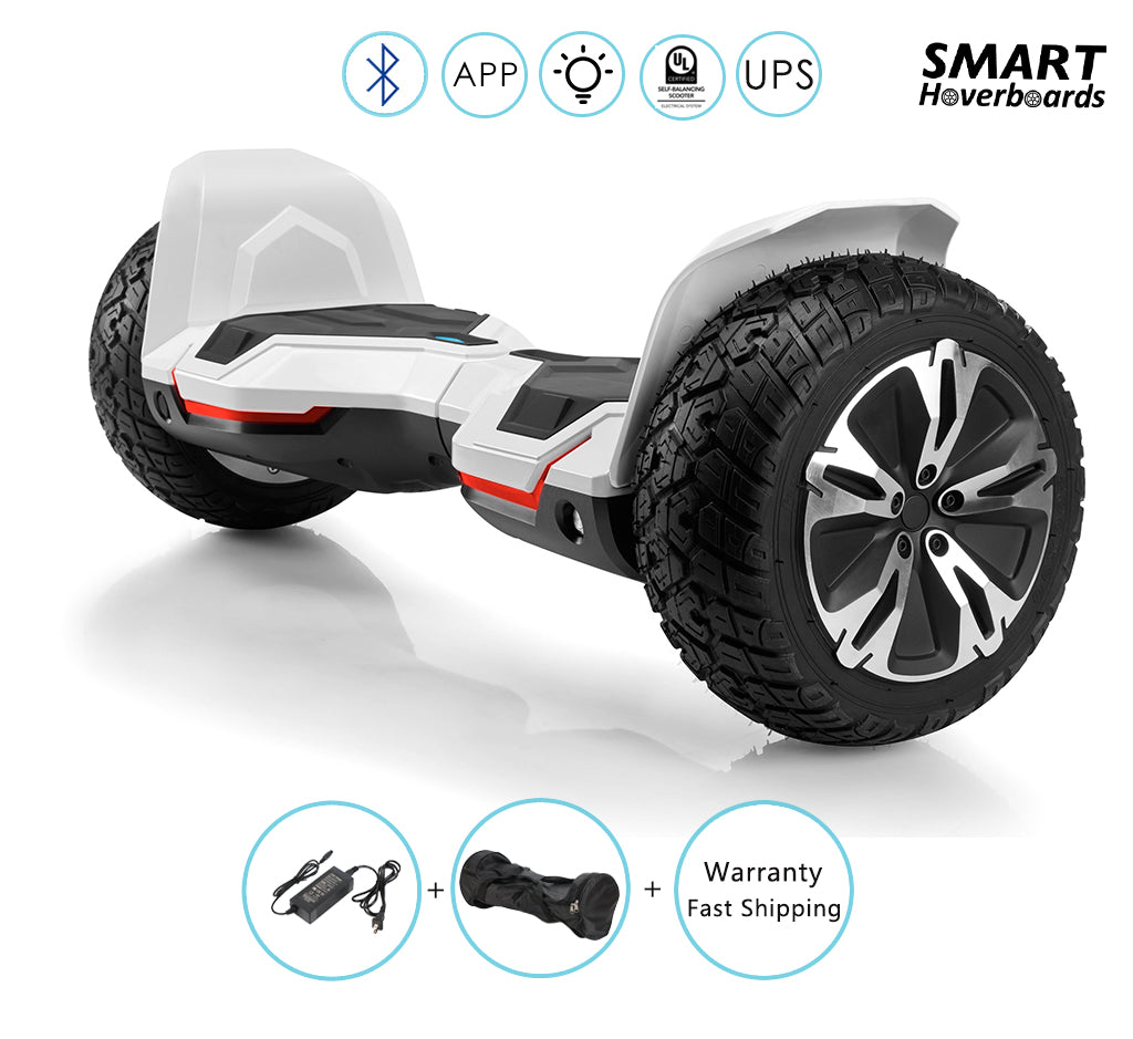 Buy Warrior Self Balancing Hoverboard With Bluetooth