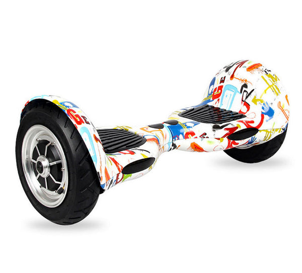 10 inch electric self balancing scooter for off road. Black Bedroom Furniture Sets. Home Design Ideas