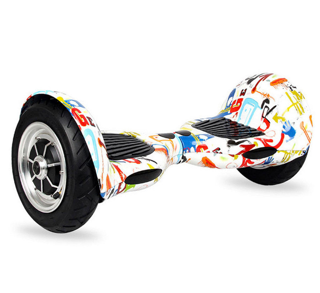 Graffiti Hoverboard M S10 10 Electric Self Balancing Scooter