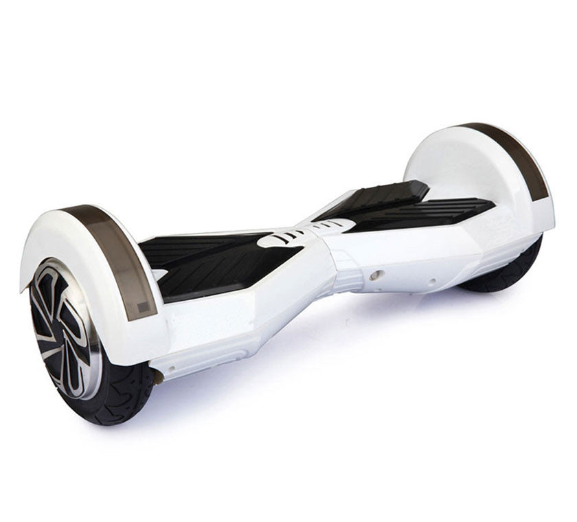 8 Quot Lamborghini Chrome Gold Hoverboard With Remote