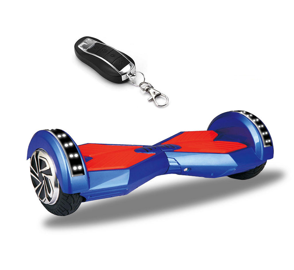 Chrome Gold Hoverboard With Bluetooth Speaker For Kids For Xmas Gifts Smart Hoverboards