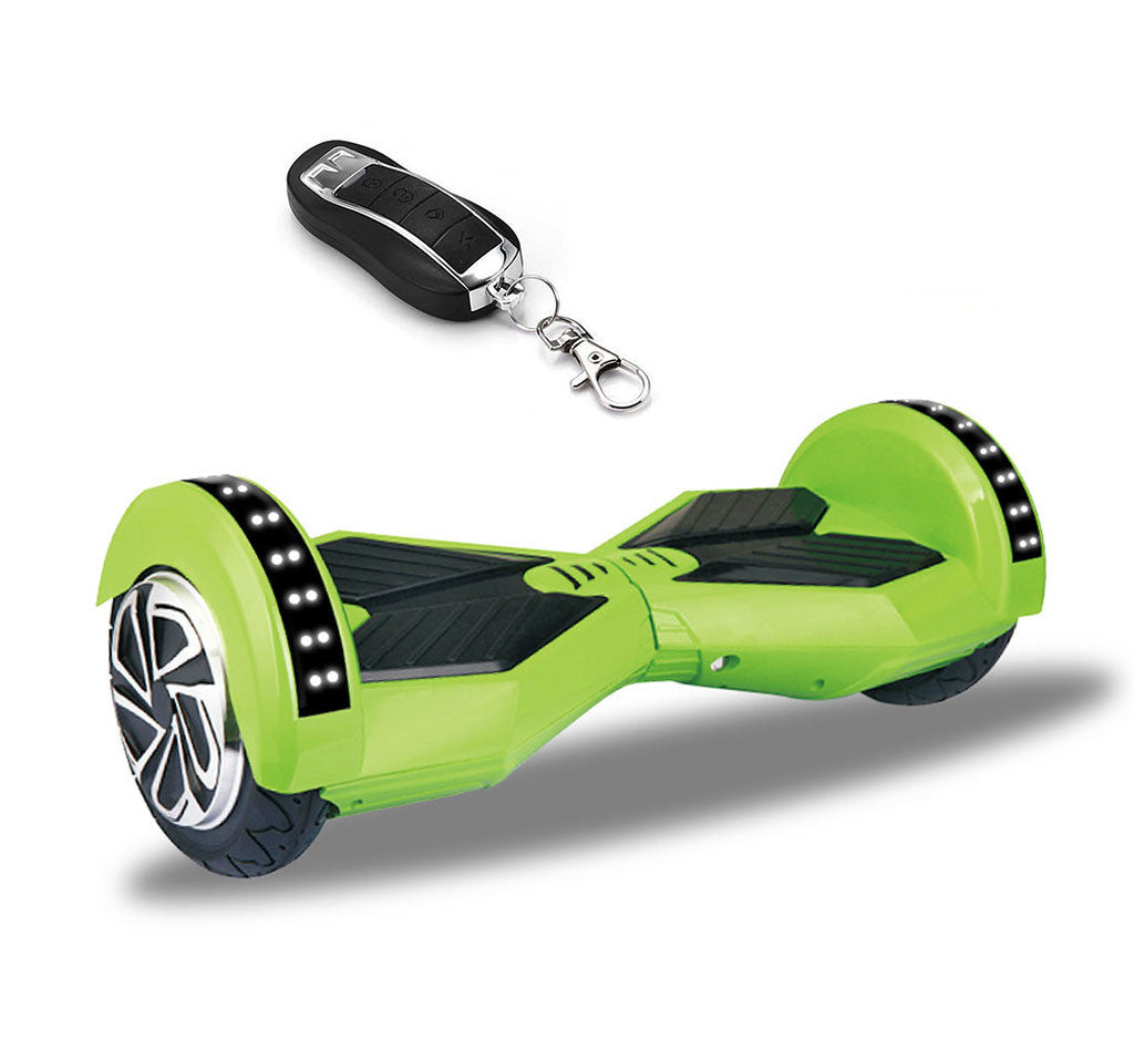 """8"""" lambo hoverboard with bluetooth speakers,lights and remote"""