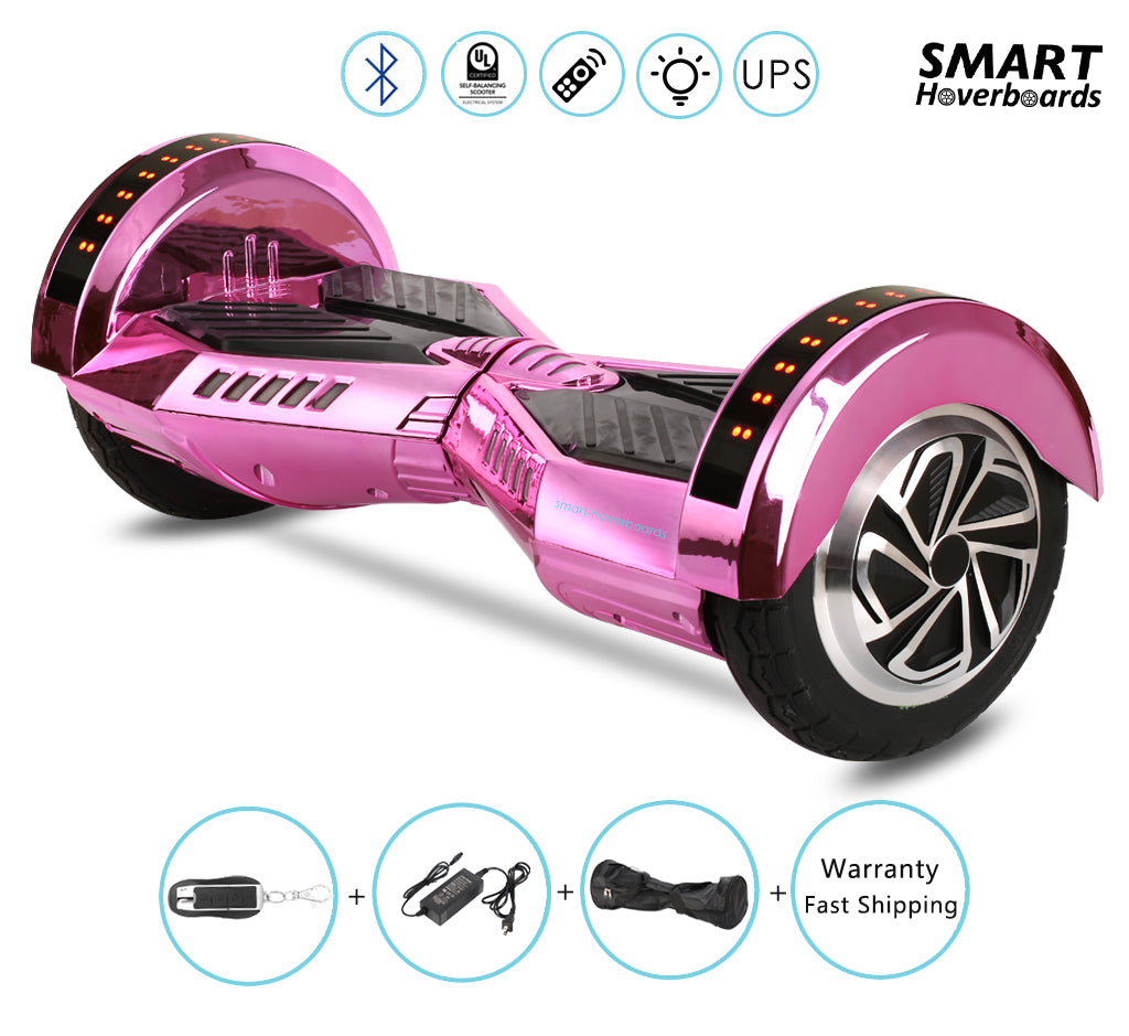 8 inch hoverboard self balancing electric scooter with. Black Bedroom Furniture Sets. Home Design Ideas