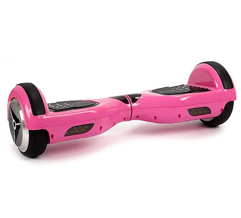 Blue Hoverboard 6 5 Inch Electric Self Balancing Scooter Smart Hoverboards