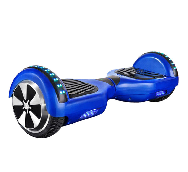 6 5 Quot Gold Hoverboard With Bluetooth Speaker And Lights