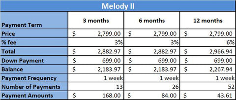 Melody-II-Ionizer-Payment-Plan