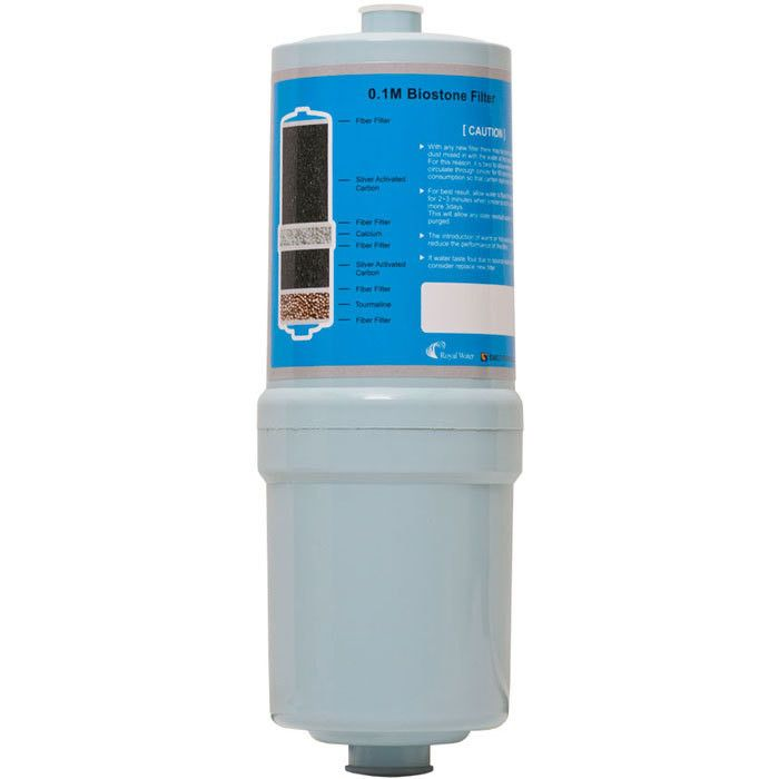 0.1 Micron Biostone Replacement Alkaline Water Filter (Alphion JP-109, Melody JP-104 + others) - AlkaViva Australia
