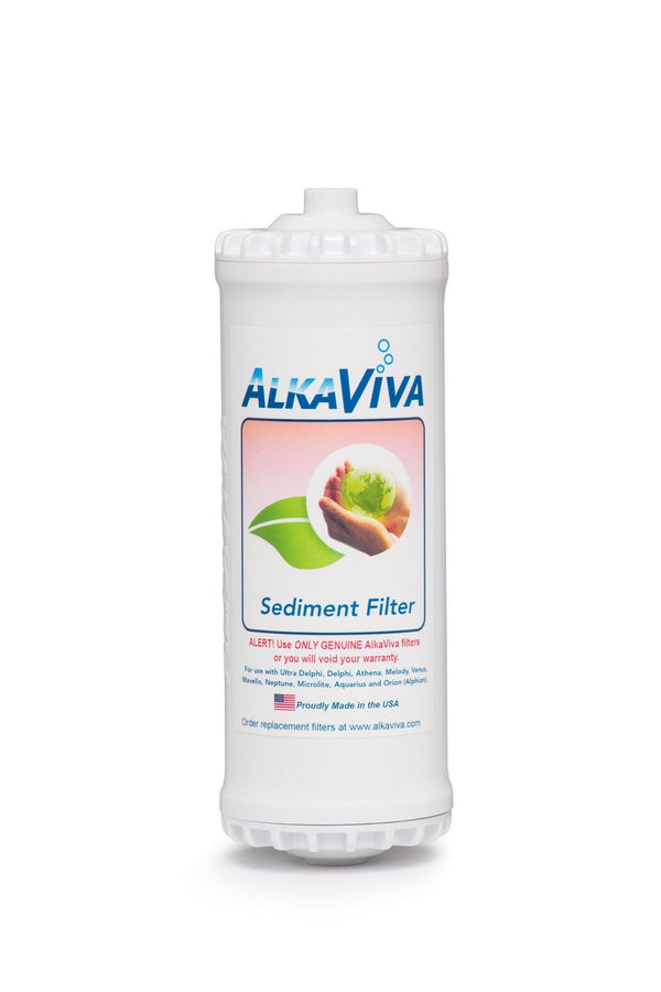 Sediment Replacement Filter - Vesta GL988 Water Ionizer - AlkaViva Australia