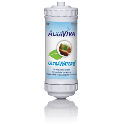 UltraWater Replacement Filter (Vesta Ionizer Only) - AlkaViva Australia