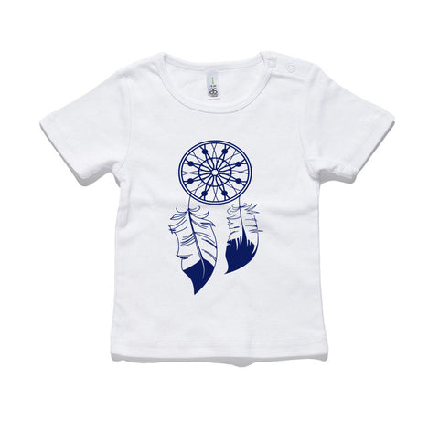 Dreamcatcher 100% Cotton Baby T-Shirt