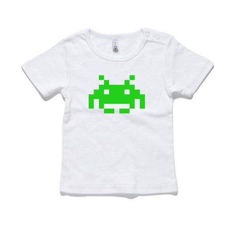 Invader 100% Cotton Baby T-Shirt