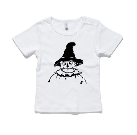 Scarecrow 100% Cotton Baby T-Shirt