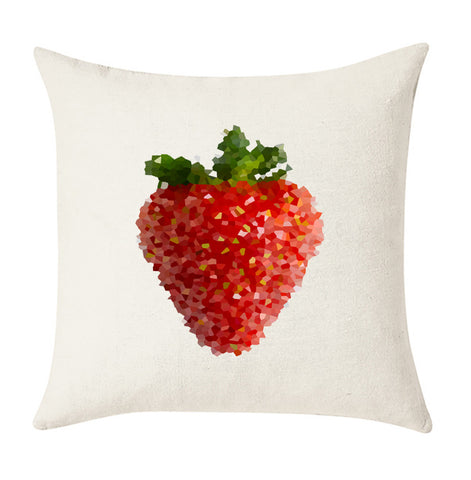 Strawberry Cushion Cover