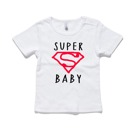 Superbaby 100% Cotton Baby T-Shirt